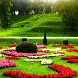 Вся правда о дизайне садовых и цветочных клумб